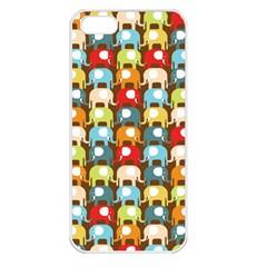 Elefunts! Apple Iphone 5 Seamless Case (white)