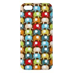 Elefunts! Apple Iphone 5 Premium Hardshell Case