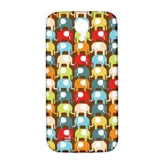 Elefunts! Samsung Galaxy S4 I9500/i9505  Hardshell Back Case