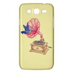 Bird Love Music Samsung Galaxy Mega 5.8 I9152 Hardshell Case  by Contest1736674