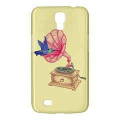 Bird Love Music Samsung Galaxy Mega 6.3  I9200 Hardshell Case by Contest1736674