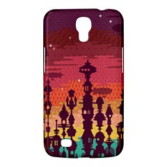 Meet me after sunset Samsung Galaxy Mega 6.3  I9200 Hardshell Case by Contest1888822