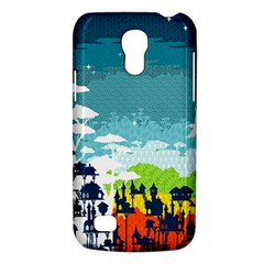 Rainforest City Samsung Galaxy S4 Mini (GT-I9190) Hardshell Case  by Contest1888822