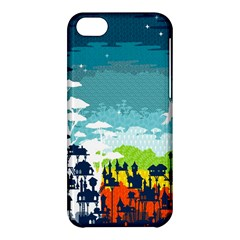 Rainforest City Apple iPhone 5C Hardshell Case by Contest1888822
