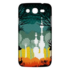 A Discovery in the Forest Samsung Galaxy Mega 5.8 I9152 Hardshell Case  by Contest1888822