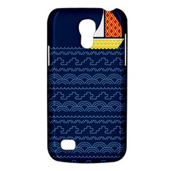 Sail the seven seas Samsung Galaxy S4 Mini (GT-I9190) Hardshell Case  by Contest1888822