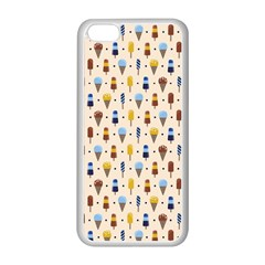 Ice Cream! Apple iPhone 5C Seamless Case (White) by Contest1888822