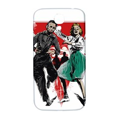 Dance Of The Dead Samsung Galaxy S4 I9500/i9505  Hardshell Back Case by Contest1889625