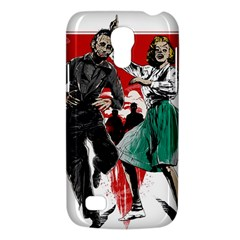 Dance of the Dead Samsung Galaxy S4 Mini (GT-I9190) Hardshell Case  by Contest1889625