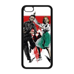 Dance of the Dead Apple iPhone 5C Seamless Case (Black) by Contest1889625