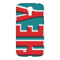 Hey Samsung Galaxy S4 I9500/i9505 Hardshell Case