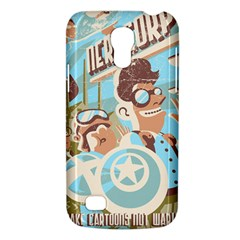 Nerdcorps Samsung Galaxy S4 Mini (GT-I9190) Hardshell Case  by Contest1889920