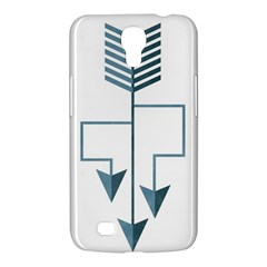 Arrow Paths Samsung Galaxy Mega 6.3  I9200 Hardshell Case by Contest1888309