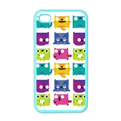 Cats Apple Iphone 4 Case (color)