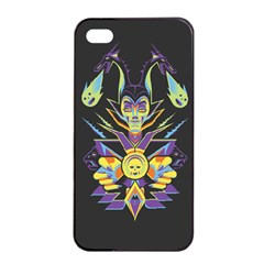 Mistress Of All Evil Apple Iphone 4/4s Seamless Case (black) by Contest1886839