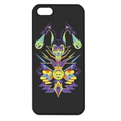 Mistress Of All Evil Apple Iphone 5 Seamless Case (black) by Contest1886839