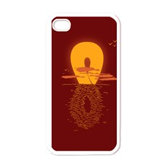 Endless Summer, Infinite Sun Apple Iphone 4 Case (white) by Contest1893972