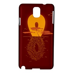 Endless Summer, Infinite Sun Samsung Galaxy Note 3 N9005 Hardshell Case by Contest1893972