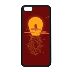 Endless Summer, Infinite Sun Apple Iphone 5c Seamless Case (black) by Contest1893972