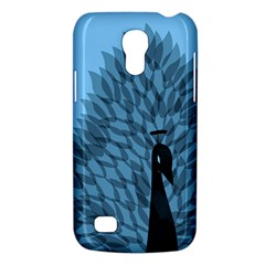 Flaunting Feathers Samsung Galaxy S4 Mini (GT-I9190) Hardshell Case  by Contest1893972