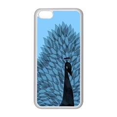 Flaunting Feathers Apple iPhone 5C Seamless Case (White) by Contest1893972