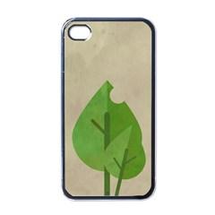 Growth  Apple Iphone 4 Case (black)