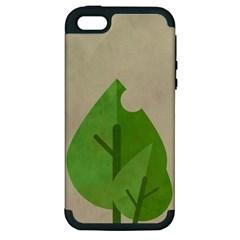 Growth  Apple Iphone 5 Hardshell Case (pc+silicone)
