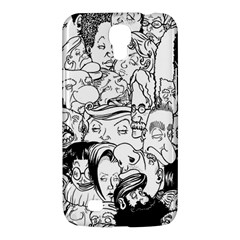 Faces in Places Samsung Galaxy Mega 6.3  I9200 Hardshell Case by Contest1894109