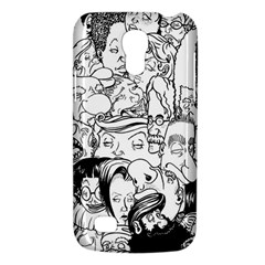Faces in Places Samsung Galaxy S4 Mini (GT-I9190) Hardshell Case  by Contest1894109
