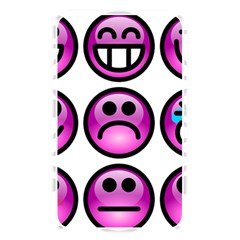 Chronic Pain Emoticons Memory Card Reader (rectangular) by FunWithFibro