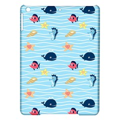 Fun Fish Of The Ocean Apple Ipad Air Hardshell Case by StuffOrSomething