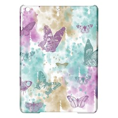 Joy Butterflies Apple Ipad Air Hardshell Case by zenandchic