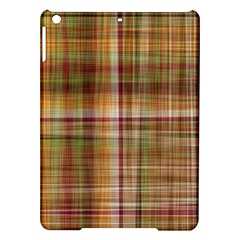 Plaid 2 Apple Ipad Air Hardshell Case by chivieridesigns