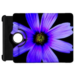 Purple Bloom Kindle Fire Hd 7  (1st Gen) Flip 360 Case by BeachBum