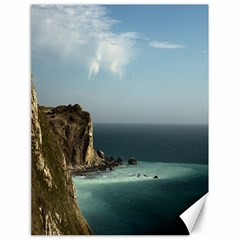 Dramatic Seaside Picture Canvas 18  X 24