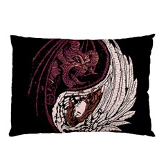 Yin Yang Pillow Case (two Sides)