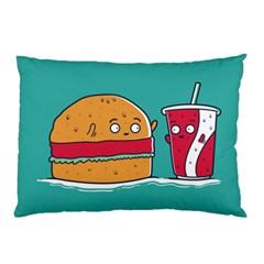 Best Friend Pillow Case (two Sides)
