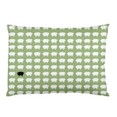 Herd Mentality  Pillow Case (two Sides)