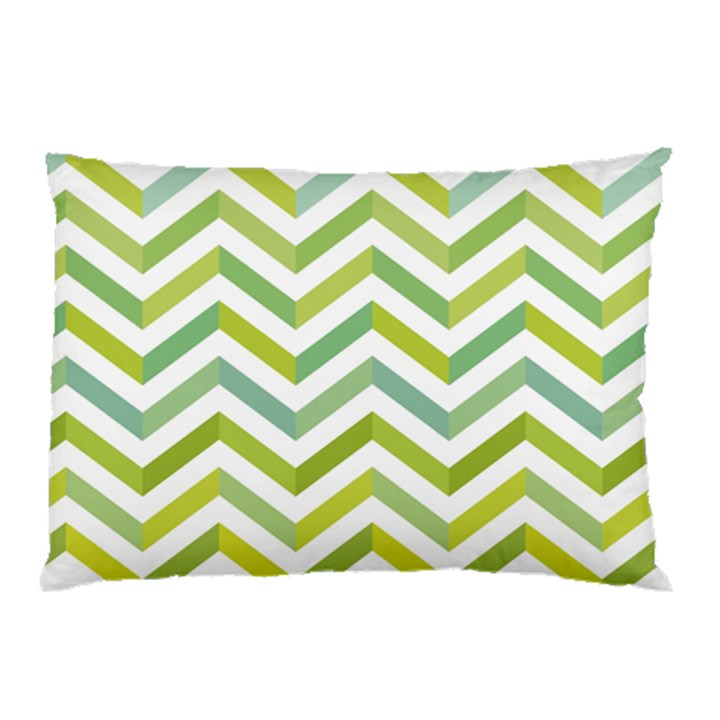Chevron  Pillow Case (Two Sides)