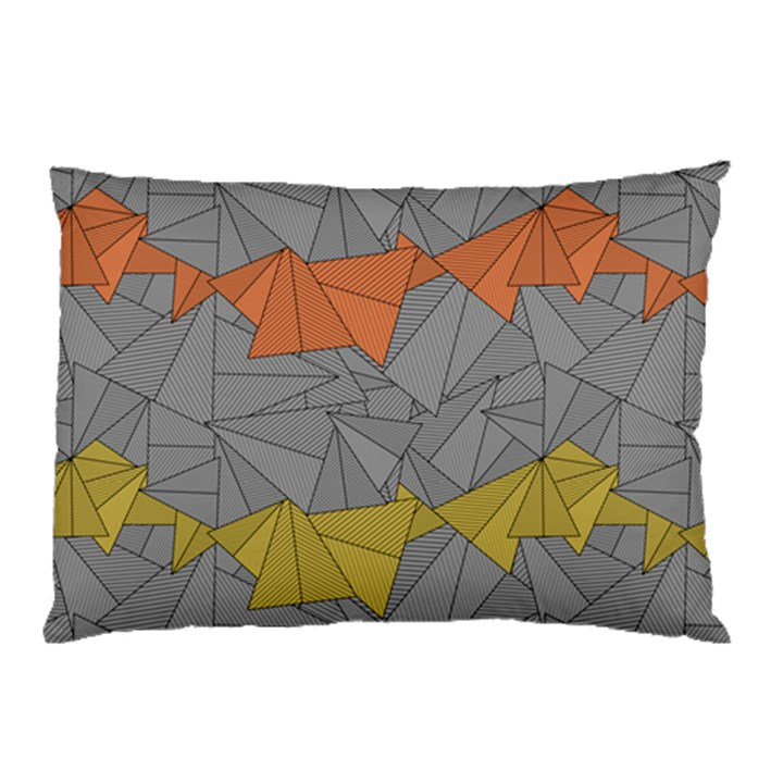 Fall Pillow Case (Two Sides)