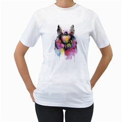 Mr Owl Women s T Shirt (white)  by Contest1836099