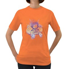 Fairy Tale Women s T Shirt (colored) by Contest1853705