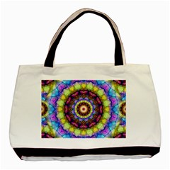 Rainbow Glass Classic Tote Bag