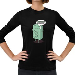 Everything is awesome Women s Long Sleeve T-shirt (Dark Colored) by Contest1915162