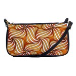 Sunny Organic Pinwheel Evening Bag Front