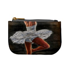 Ballet Ballet Coin Change Purse by TonyaButcher