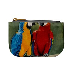 Feathered Friends Coin Change Purse