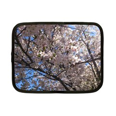 Sakura Tree Netbook Sleeve (small) by DmitrysTravels