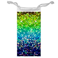Glitter 4 Jewelry Bag by MedusArt
