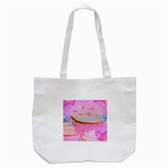 Cupcakes Covered In Sparkly Sugar Tote Bag (white) by StuffOrSomething